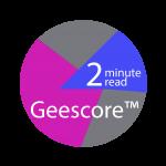 Geescore 2 min