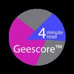 Geescore 4 min