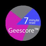 Geescore 7 min