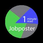 jobposter 1 min