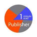 publisher 1 min