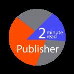 publisher 2 min