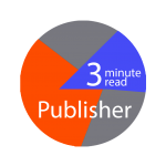 publisher 3 min