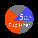 publisher 5 min